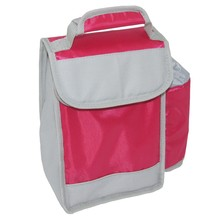 420d polyester Waterproof fabric insulated lunch tote bag