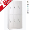 godrej steel almirah 6 door locker cabinet