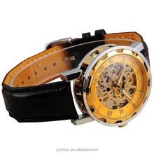 professional manufacturer mechanical watch own logo with Quality Assurance