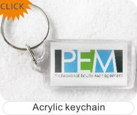 custom acrylic keychian