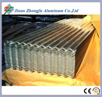Corrugated Aluminum Roofing Sheet /Galvanized Roofing Sheet/Aluminum Roofing Sheet For Building