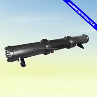 Sea water condenser marine heat exchanger carrier condensing units