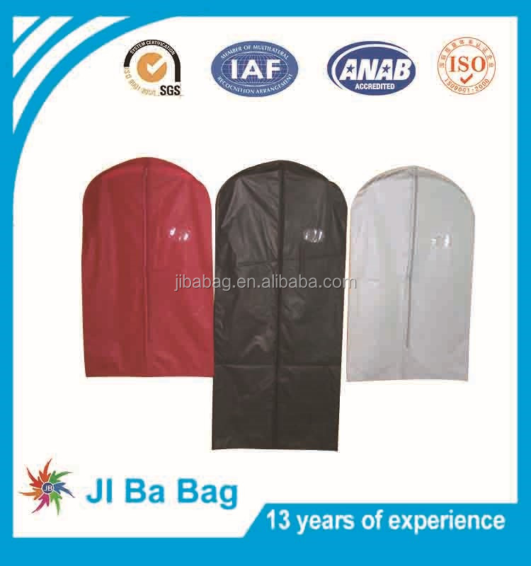 Personalised Cheap Storage Waterproof Garment Bag