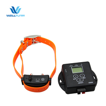 2016 Fashion Design Waterproof Electric Fence Dog Collar X800, Electronic Rechargebale In-Ground Wireless Pet Dog Fence System