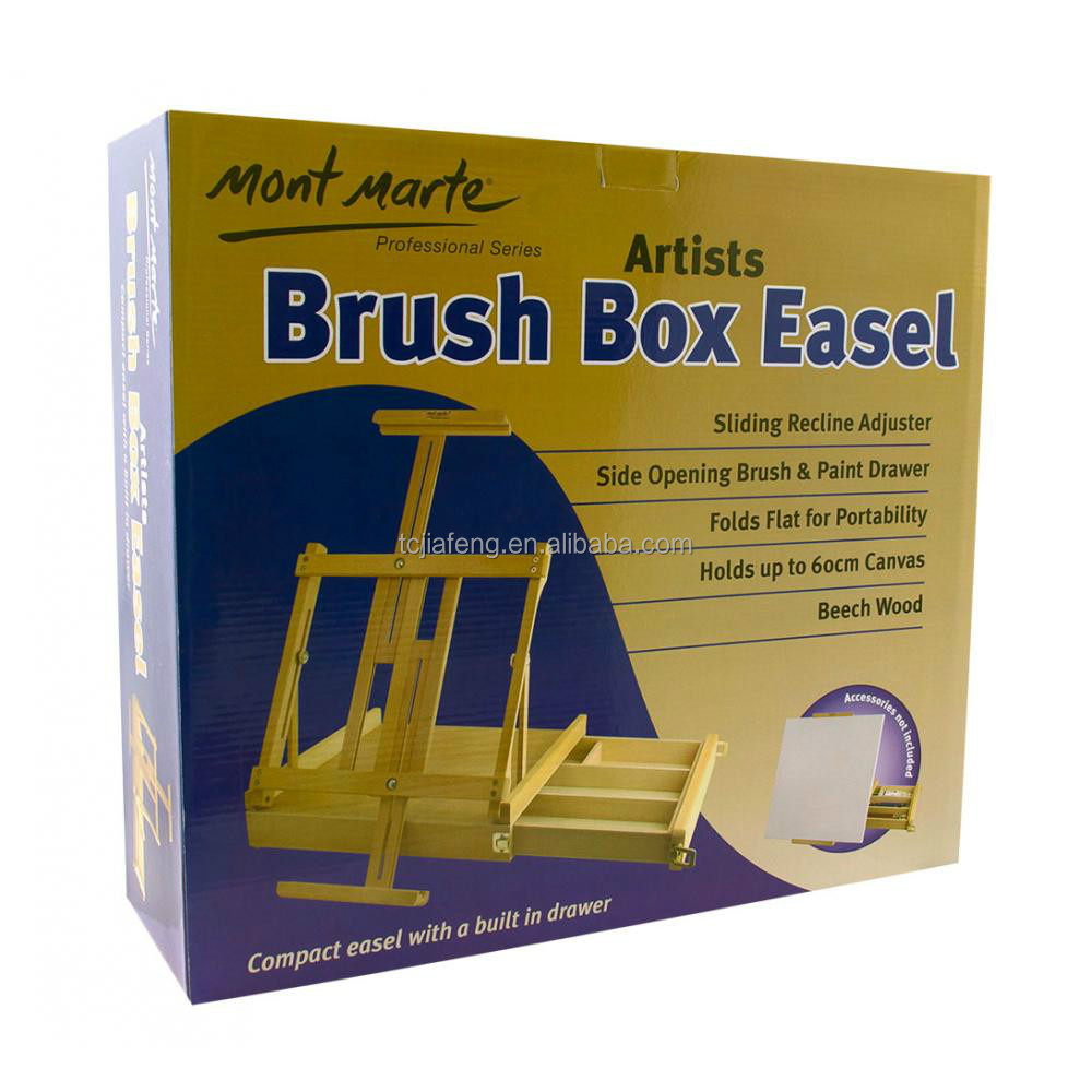 Wooden Easel Box Easel, Wooden Easel Box Easel Suppliers and ...