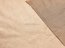 Suede Fabric Cloth Backing For PVC/PU SW-J0032