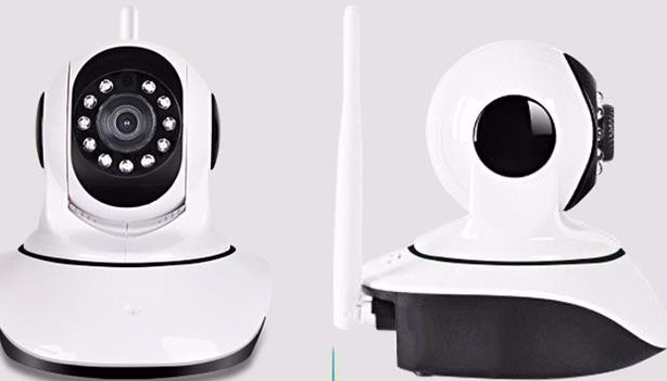 Newest 720P HD IP Camera P2P Wirless Wifi Home Security CCTV Camera with 64G Wireless Alarm Support IOS Smart Phone