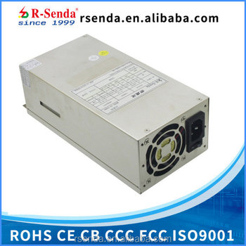 500W 2U smps ac dc power supply