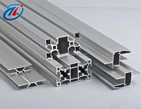 Aluminium alloy 6063 , aluminum alloy 6000 series, 6063 t5 aluminum extruded profiles