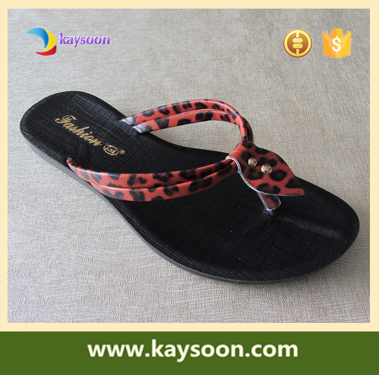Standard Design Factory Made Wholesale Women Fashion slippers