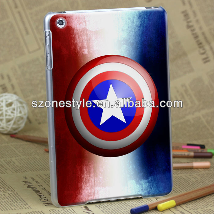 3D carven case for ipad mini for ipad accessories
