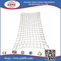polyester material climbing nets for playground