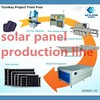 Keyland Solar PV Panel Turnkey Production Line With Auxiliary Equipment and Raw Materials