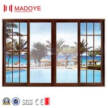 Modern aluminium sliding interior door