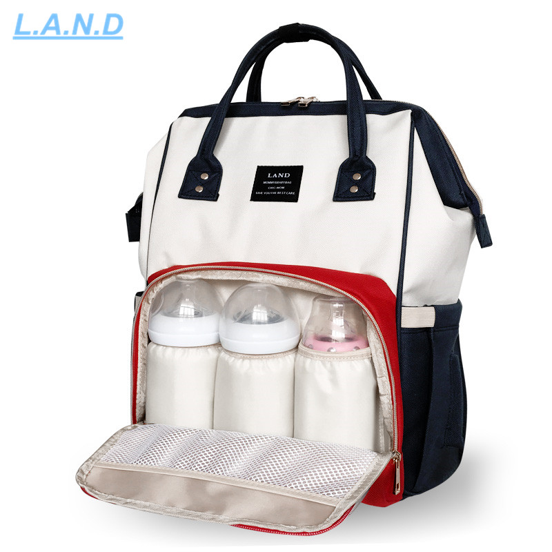 Wholesell high quality factory sell Maternity land Mummy Diaper Bag