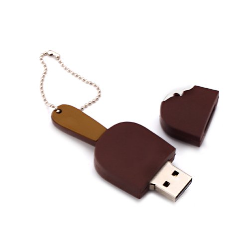 promotional ice cream shape silicone usb flash drive price