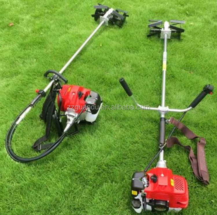 weed removal machine