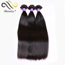 Hot selling hair salon first choice quality assured affordable price remy peruvian straight hair weaving for young lady