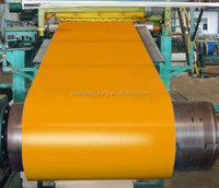 high quality of color coated steel coil