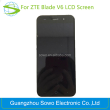LCD Display Touch Digitizer Screen For ZTE Blade V6 Replacement