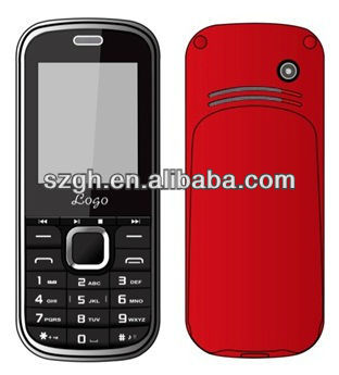 Beautiful Two sim cards mobile phone k800