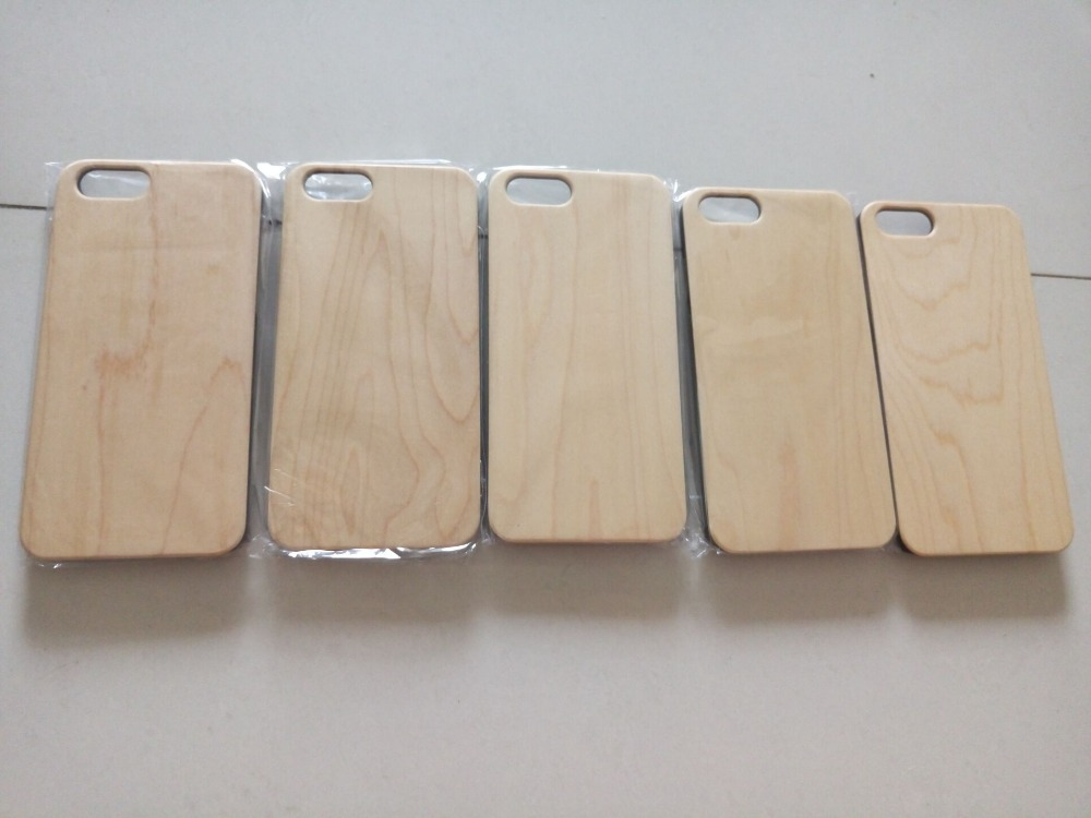 Free sample Perfect Fit Wood Phone Case for iPhone 7 4.7