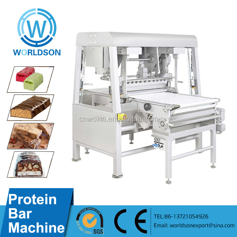 biscuit cereal bar making machine automatic packing machine