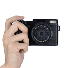 Display digital instant cheap dslr camera 3.0 inch TFT LCD CDR2