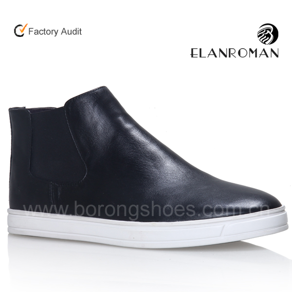New style elevator shoes for men leather sneakers men sneakers wholesale