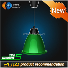 Green color surface for 30w portable led industrial light