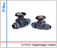 Flow Control Valve Hydraulic Diaphragm Value