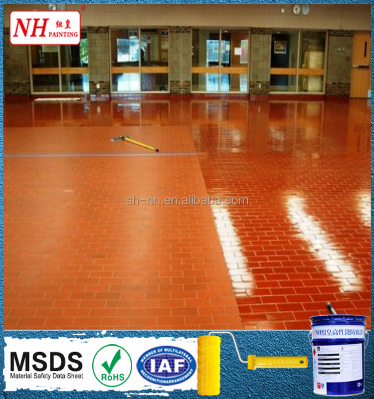 clear epoxy resin liquid drum coating transparent floor coating