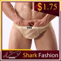 Shark Fashion latex arrival underwear for man wholesale sexy transparent briefs