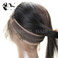 Wholesale Price 100% Human Hair 22*4cm 360 Full Lace Band Frontal