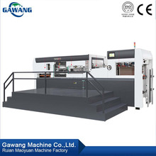 Automatic Creasing And Die Cutting Machine Used For Paperboard And Cardboard