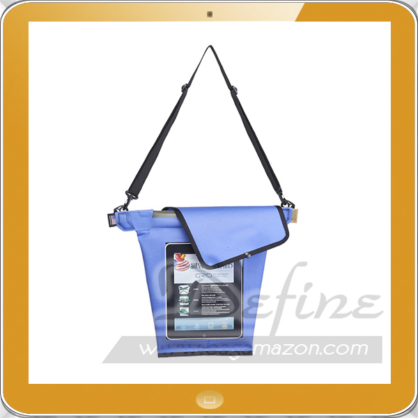 New Style Grid Waterproof Tablet bag