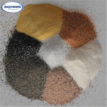 High quality aquarium color sand supplier