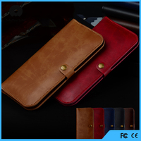 Hot sales universal multifunction high quality mobile wallet pu case for apple iphone6