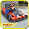 Cheap Electric Kids Racing Go Kart for Sale with Safety Bumpers