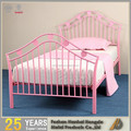 Hearts Kids Metal Bed Frame