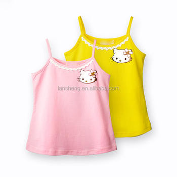 cute 100%cotton baby sleeveless vest baby clothes