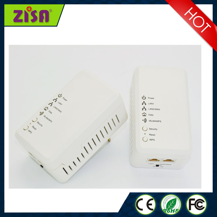 2km wifi range 500M wifi plc EU passthrough plc