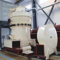 Good price grinding mill from China /good powder grinder with low price / High Pressure Suspension Roller Grinder