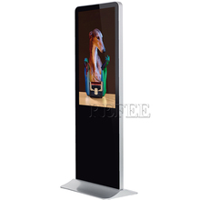 "Touch display 42"" totem digital advertising marketing equipment"