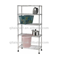 NSF & ISO approved lee rowan wire shelving