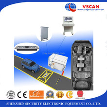 Car bomb detector, car exlposives detector, Under Vehicle Surveillance System AT3300 with clear image
