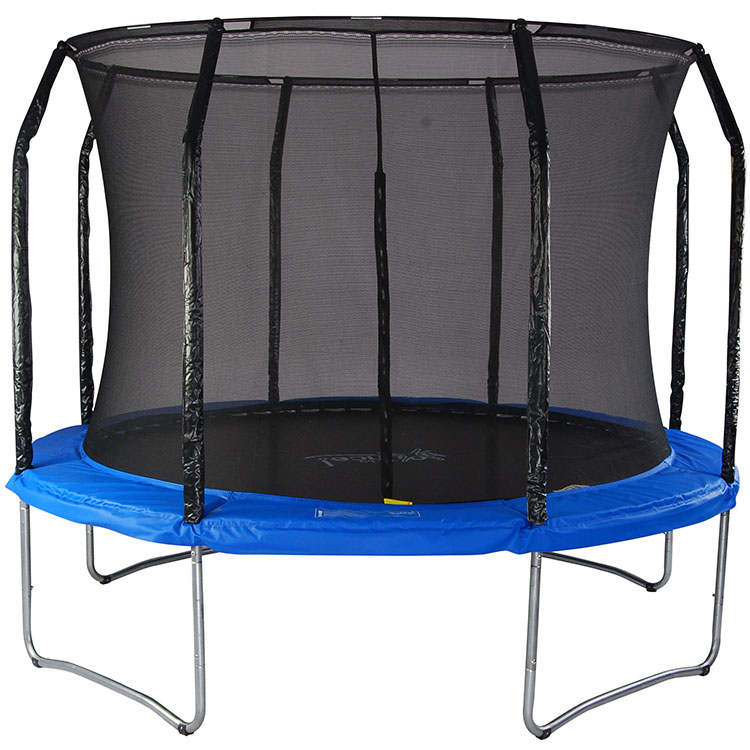 Rent 10ft trampolines with safety enclosure for kids