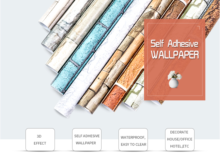 wholesale cheap luxury living room wall paper