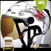 Custom Bluetooth Off Road Motorcycle helmet with built in camera