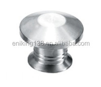 fashional type polish finish aluminum mushroom door knob